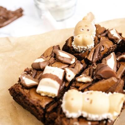 Kinder Brownie